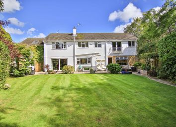 Thumbnail 5 bed detached house for sale in The Coppins, Lisvane, Cardiff