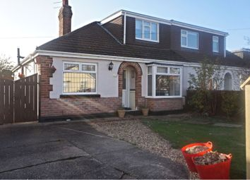 Thumbnail 3 bed semi-detached bungalow to rent in Eastfield Avenue, Scartho