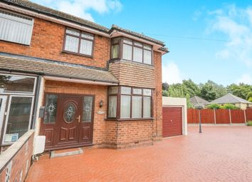 Thumbnail 3 bed semi-detached house for sale in Georgina Avenue, Coseley, Bilston