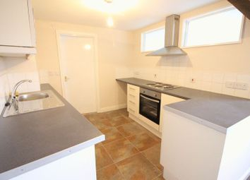 Thumbnail 1 bed flat to rent in Sheep Market, Leek, Staffordshire