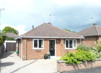 Thumbnail 2 bed detached bungalow for sale in Meriton Road, Lutterworth