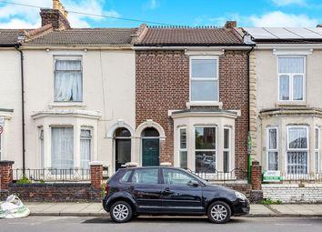 Thumbnail 2 bedroom flat for sale in Baileys Road, Southsea