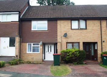 Thumbnail 1 bed terraced house to rent in Peverel Road, Ifield, Crawley