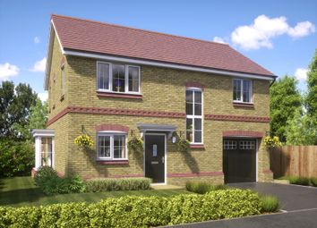 Thumbnail 4 bed detached house for sale in Wood Lane, Handsworth Wood