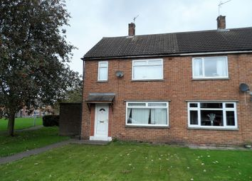 Thumbnail 2 bed semi-detached house to rent in Opal Avenue, Chilton, Ferryhill