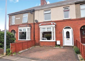 Thumbnail 3 bed terraced house for sale in Felstead Road, Grimsby