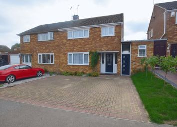 Thumbnail 3 bedroom semi-detached house for sale in Whaddon Way, Bletchley, Milton Keynes
