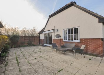 Thumbnail 3 bed detached bungalow for sale in Crown Close, Sheering, Bishops Stortford