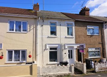 3 bed terraced house for sale in Deburgh Street, Swindon SN2