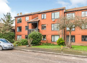 Thumbnail 2 bed flat for sale in Tithe Barn Close, Kingston Upon Thames, Surrey