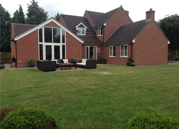 Thumbnail 4 bed detached house for sale in Bredons Hardwick, Tewkesbury, Gloucestershire