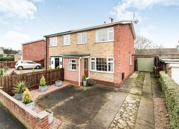 Thumbnail 3 bed semi-detached house for sale in Park Avenue, Driffield