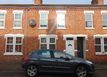 Thumbnail 2 bed terraced house to rent in Clinton Road, Northampton