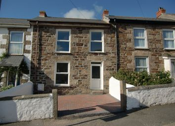 Thumbnail 2 bed terraced house to rent in Drump Road, Redruth, Cornwall
