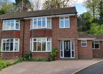 Thumbnail 4 bedroom semi-detached house for sale in Deepdene Close, Reading