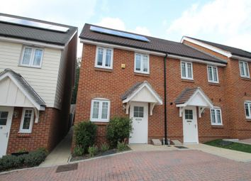Thumbnail 2 bed end terrace house to rent in Elham Crescent, Dartford