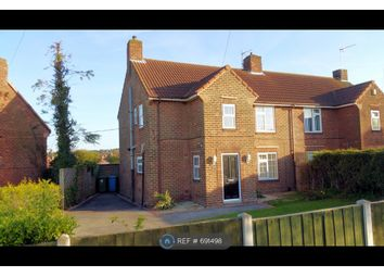 Thumbnail 3 bedroom semi-detached house to rent in Radford Street, Worksop