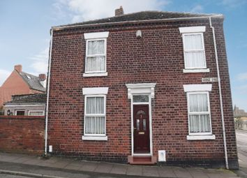 2 bed terraced house for sale in George Street, Fenton, Stoke-On-Trent, Staffordshire ST4