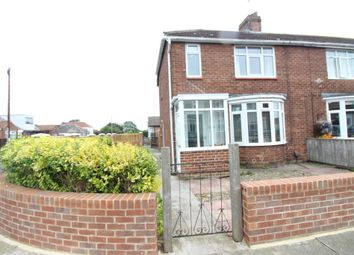 Thumbnail 3 bed end terrace house to rent in Chatsworth Gardens, Billingham