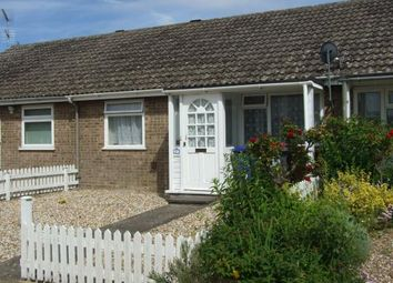 Thumbnail 1 bed bungalow for sale in Mildenhall, Suffolk