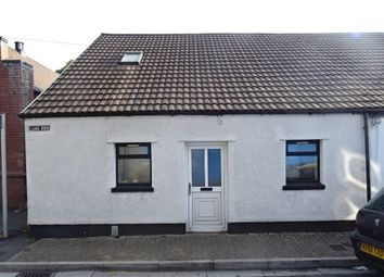 Thumbnail 1 bed end terrace house to rent in Long Row, Treforest, Pontypridd