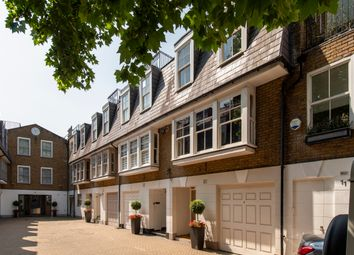 Thumbnail 3 bed terraced house for sale in St Catherines Mews, London