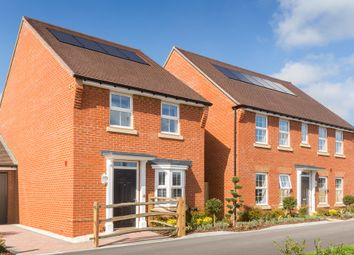 "Thumbnail 3 bedroom semi-detached house for sale in ""Oakfield"" at Hill Pound, Swanmore, Southampton"