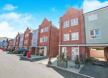 Thumbnail 5 bedroom town house for sale in Wyeth Close, Taplow, Maidenhead