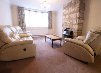 Thumbnail 3 bedroom flat to rent in Palm Court, Queen Elizabeths Walk, Hackney