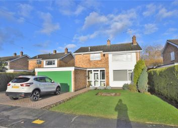 Thumbnail 4 bed detached house for sale in Casterton Road, Stamford
