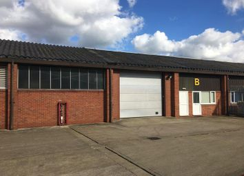 Thumbnail Light industrial to let in Unit 4B Henry Crabb Road, Littleport, Ely