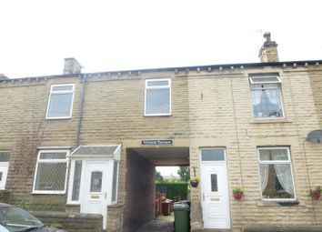 Thumbnail 3 bed end terrace house to rent in Victoria Terrace, Horbury, Wakefield