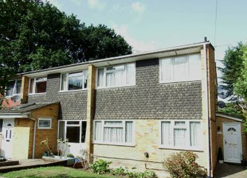 Thumbnail 3 bed end terrace house for sale in Robin Hood Close, St. Johns, Woking