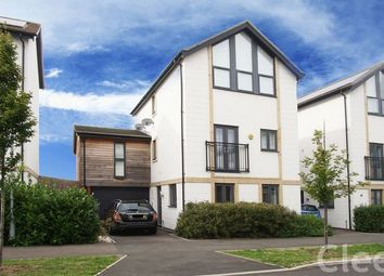 Thumbnail 4 bed detached house for sale in Denman Avenue, Cheltenham