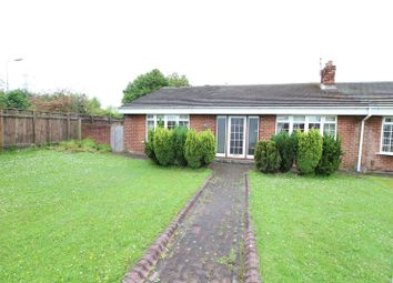 Thumbnail 4 bedroom semi-detached bungalow for sale in Holland Park Drive, Jarrow