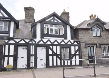 Thumbnail 2 bedroom cottage for sale in 104, Maengwyn Street, Machynlleth, Powys