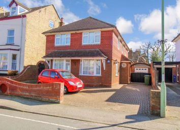 Thumbnail 3 bed detached house for sale in Pakefield Street, East Pakefield, Lowestoft