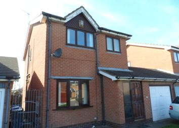 Thumbnail 3 bed detached house for sale in Askrigg Close, Blackpool