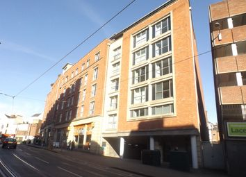Thumbnail 1 bed flat for sale in Adams Walk, One Fletcher Gate, Lace Market