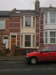 Thumbnail 5 bedroom terraced house to rent in St. Annes Road, Exeter