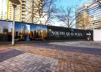 Thumbnail 1 bed property for sale in South Quay Plaza, Canary Wharf, London