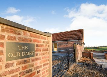 Thumbnail 3 bed detached house to rent in Cabbage Hill Farm, Castle Bytham, Grantham