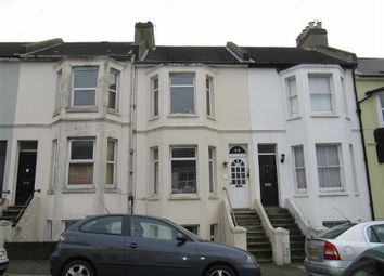 Thumbnail 3 bed terraced house to rent in Lower South Road, St. Leonards-On-Sea, East Sussex.
