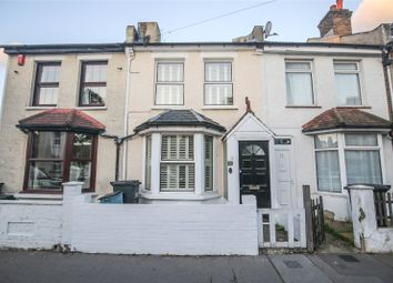 Thumbnail 3 bed terraced house for sale in Mayo Road, Croydon
