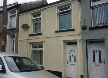 Thumbnail 3 bed terraced house to rent in Park Road, Cwmparc