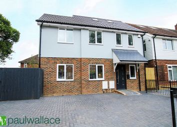Thumbnail 4 bed detached house for sale in Hargreaves Avenue, Cheshunt, Waltham Cross