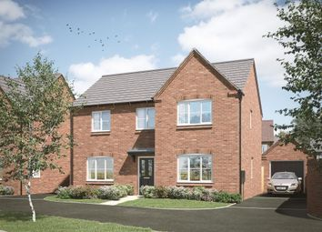 Thumbnail 4 bed detached house for sale in Luke Lane, Brailsford, Derbyshire