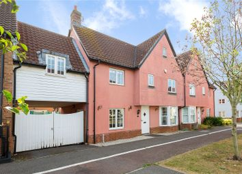 Thumbnail 4 bed detached house for sale in Abell Way, Springfield, Chelmsford, Essex