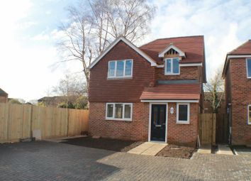 Thumbnail 3 bed detached house for sale in Southampton Road, Park Gate, Southampton