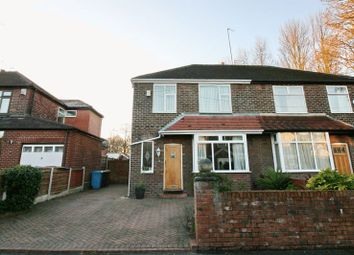Thumbnail 3 bed semi-detached house for sale in Elm Crescent, Worsley, Manchester